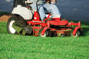 Commercial Lawn Mowing Service in Greeley