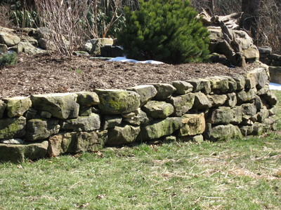 Landscape rocks buffalo landscaping and snow for Landscaping rock removal